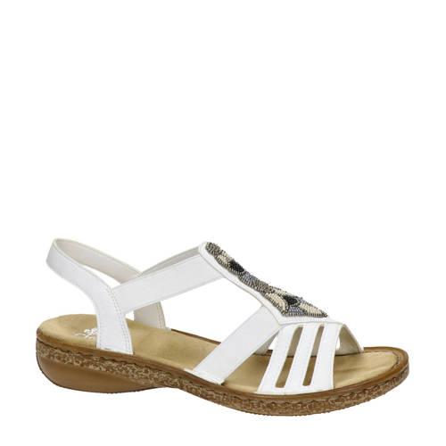 Rieker sandalen wit kopen