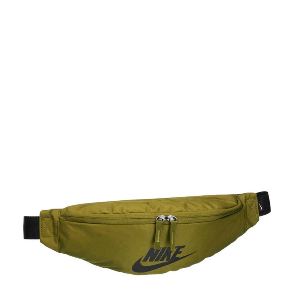 Nike   heuptas olijfgroen, Olijfgroen/zwart