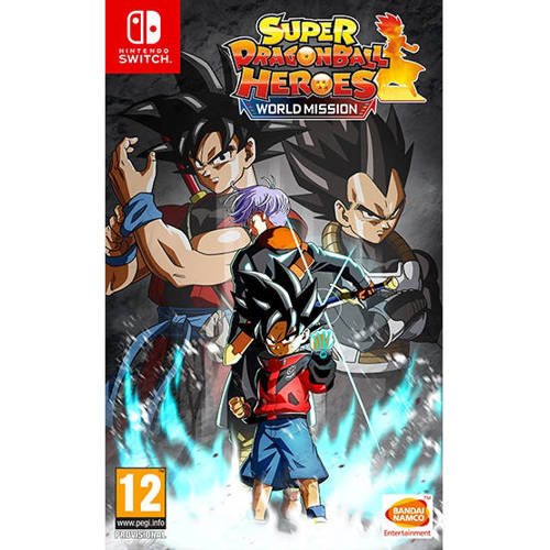 Super dragon ball heroes - World mission (Nintendo Switch) kopen