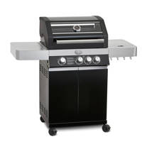Rösle Videro G3-S barbecue, Zwart/zilver