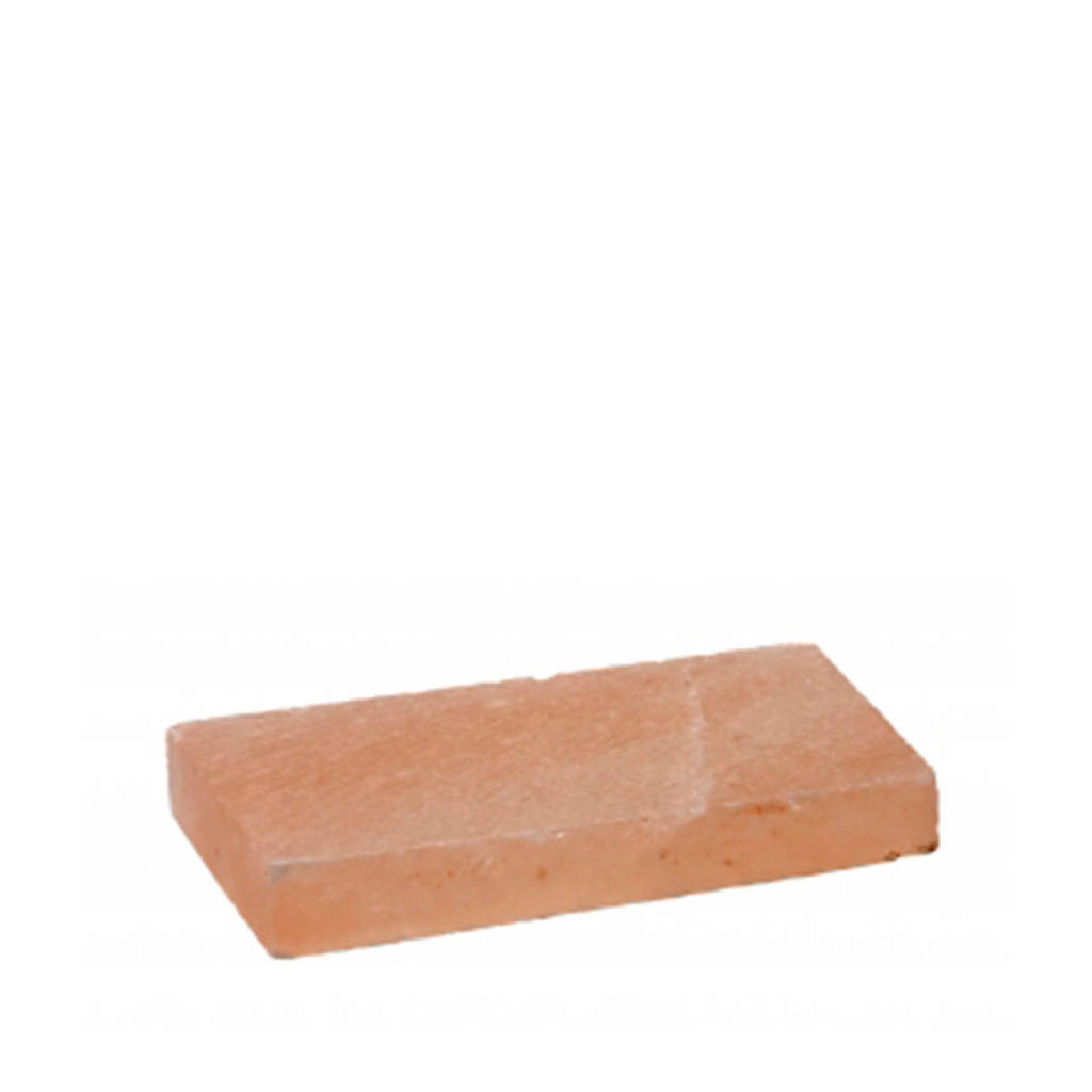 Rösle Set van 2 zoutsteen aromaplanken, Bruin
