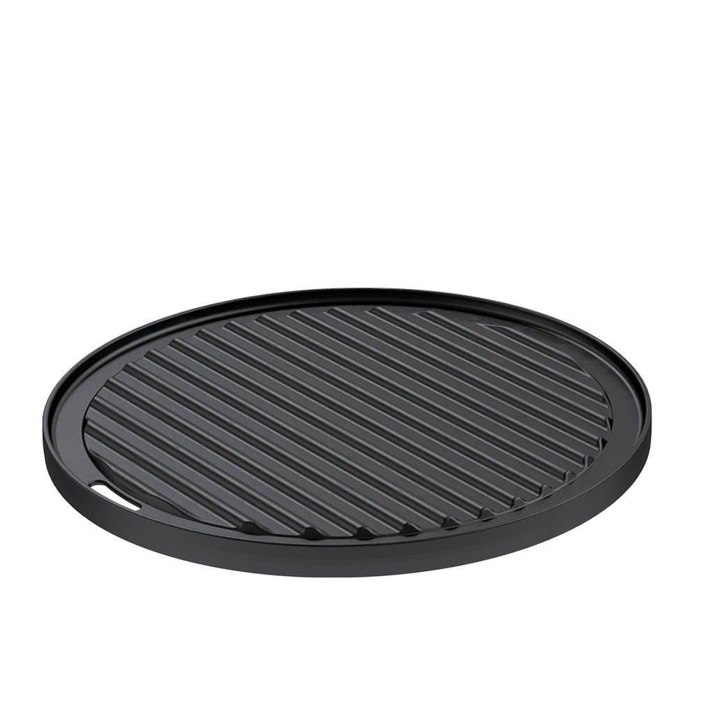 Rösle Vario ø 30 cm grillplaat, Zwart
