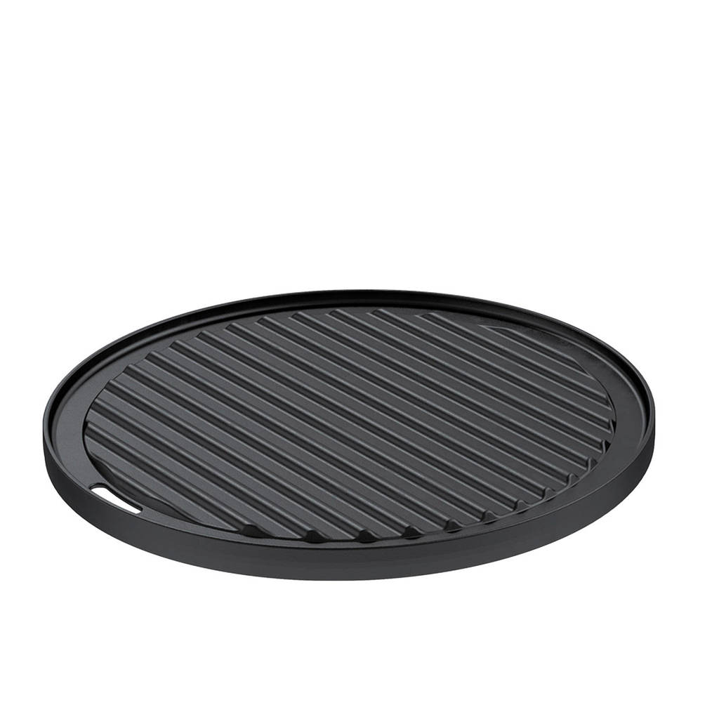 Rosle Vario ø 30 cm grillplaat, Zwart