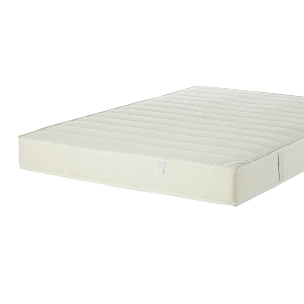 Wehkamp Home polyether matras Basis comfort basis polyethermatras (160x200 cm), Wit