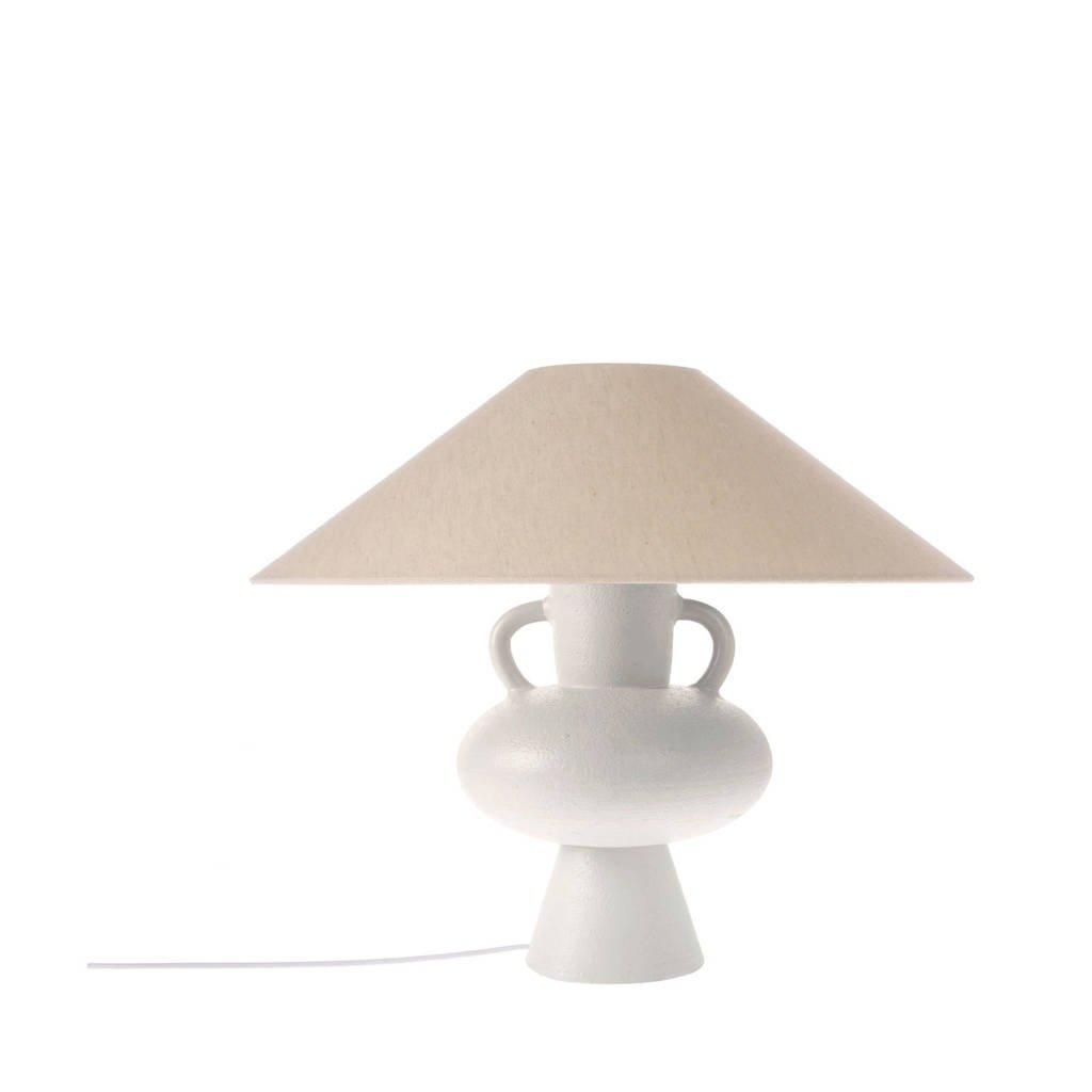 HKliving tafellamp, Wit/ivory