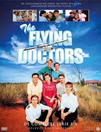 Flying Doctors - Seizoen 5-9 (DVD)