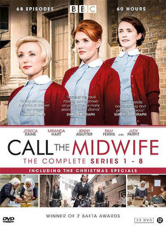 Call the midwife - Seizoen 1-8 (DVD)