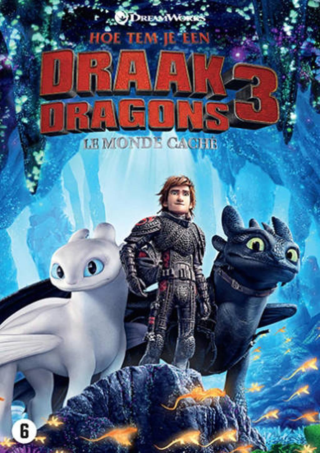 Hoe tem je een draak 3 (DVD)