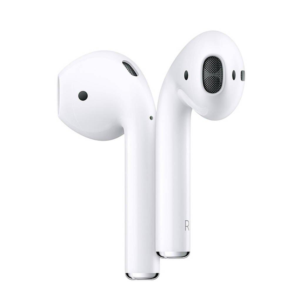 Apple Airpods 2 met draadloze oplaadcase, Wit