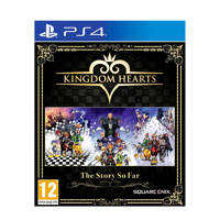 Kingdom Hearts: The Story So Far (PlayStation 4), N.v.t.
