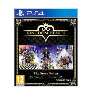 Kingdom Hearts: The Story So Far (PlayStation 4)