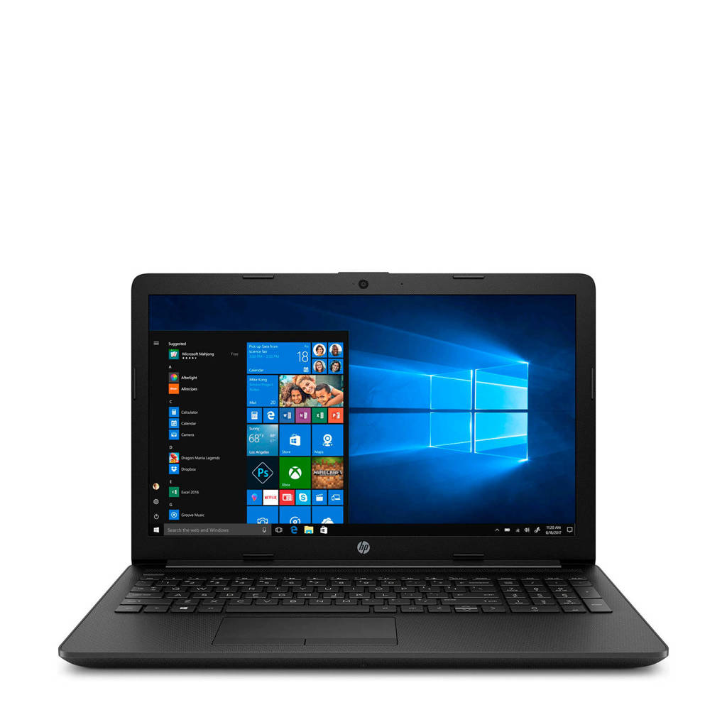 HP  15.6 inch Full HD 15-DA1421ND laptop, Zwart