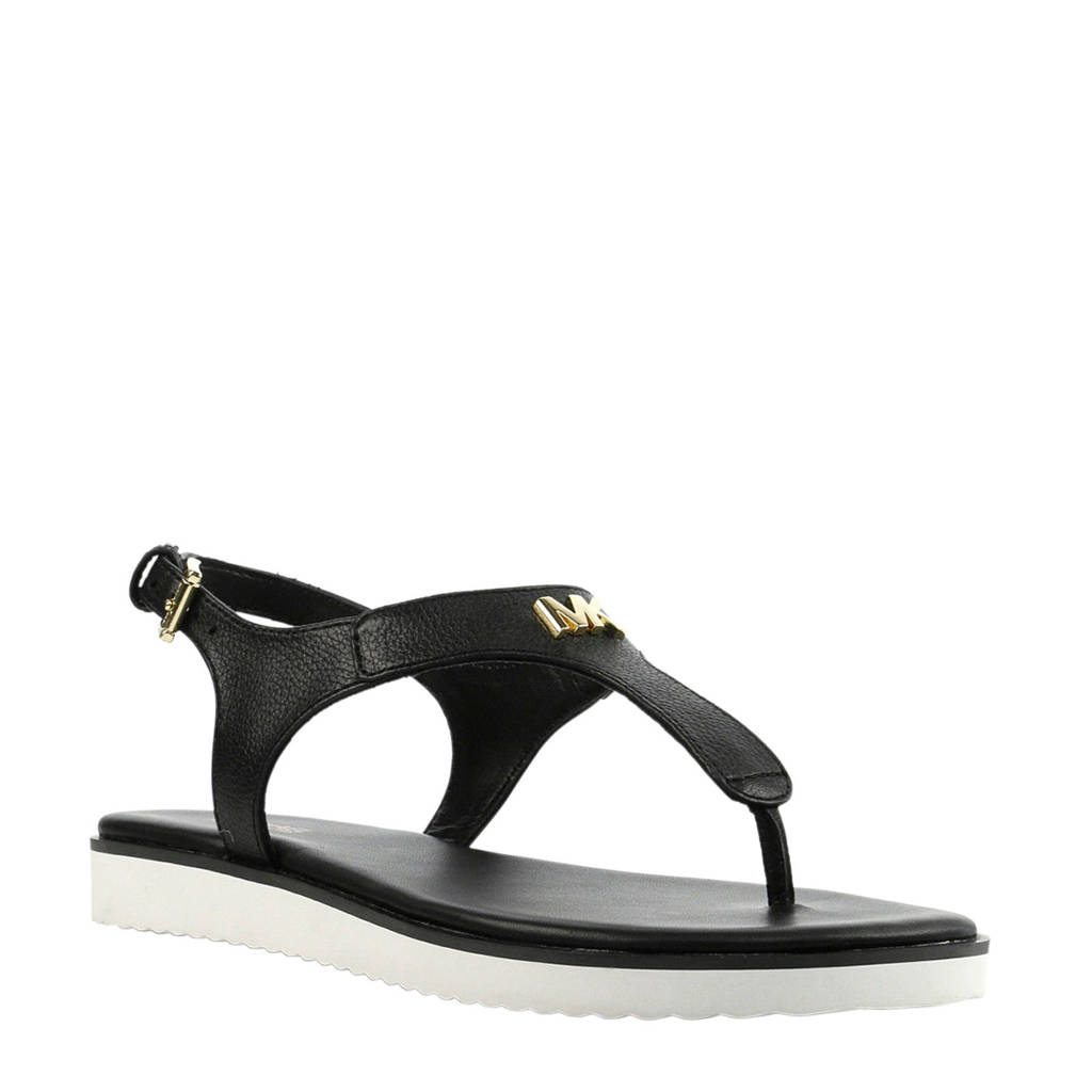 c081ae483f4 Michael Kors Brady Thong sandalen zwart | wehkamp