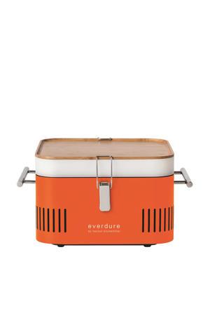 Cube houtskool barbecue