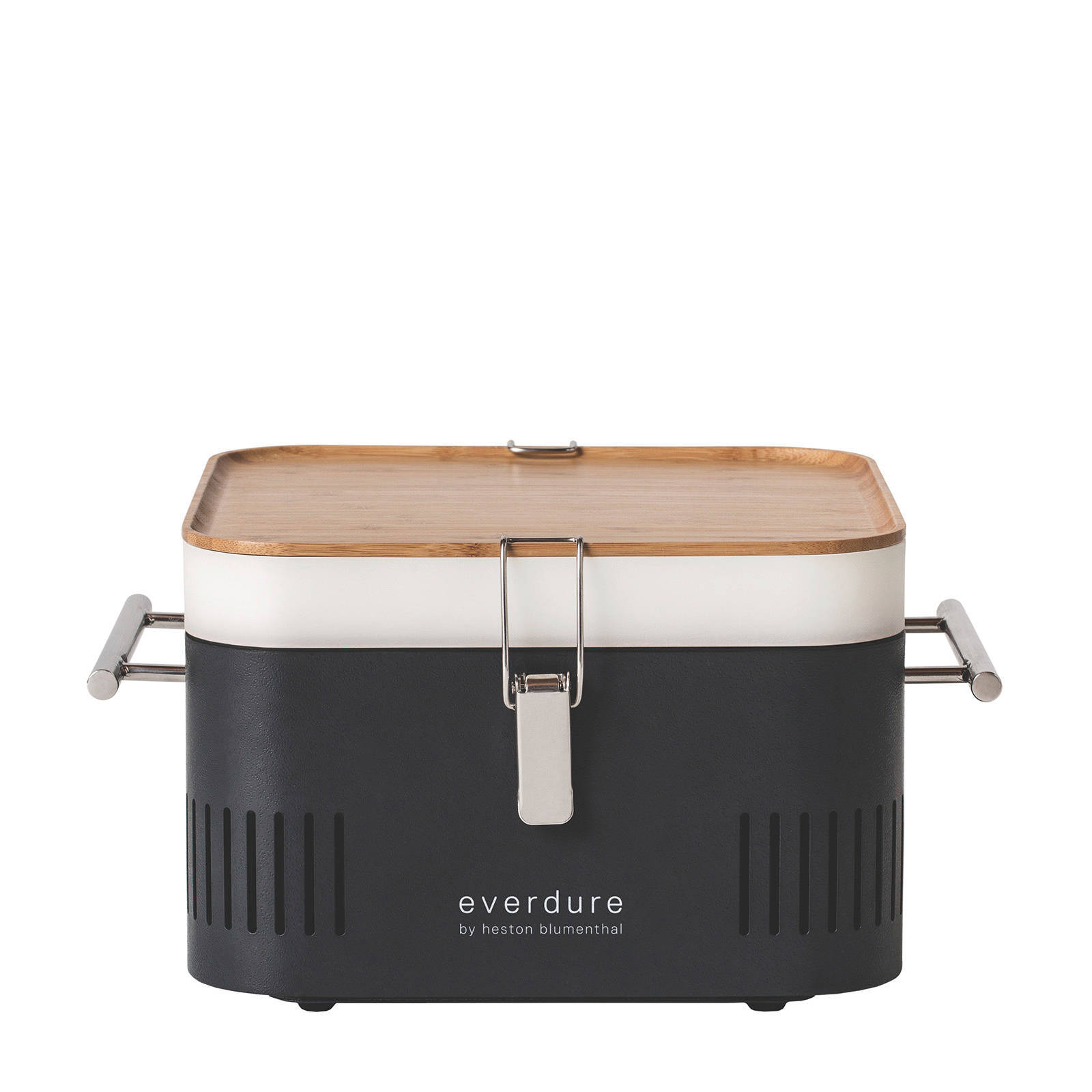 Everdure Cube houtskool barbecue zwart