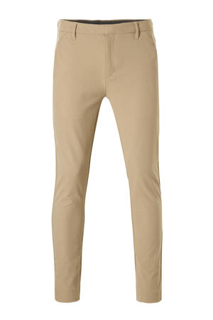 slim fit chino zand