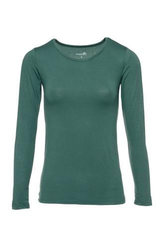 Mountain Peak thermo shirt groen