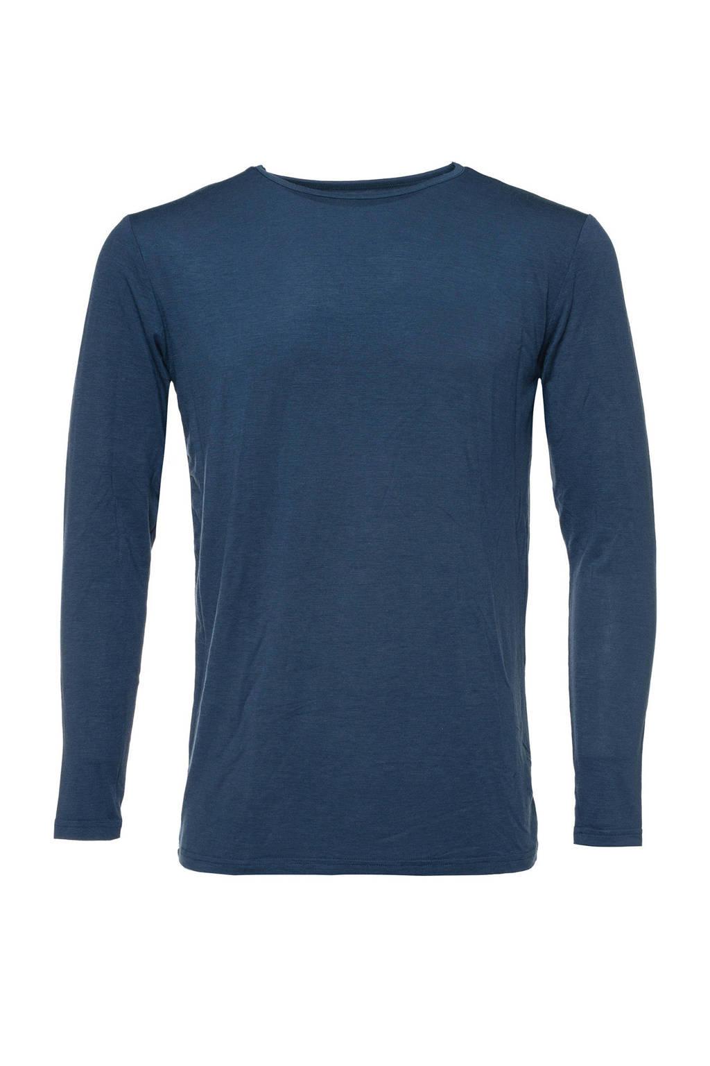 Mountain Peak thermo shirt blauw, Blauw