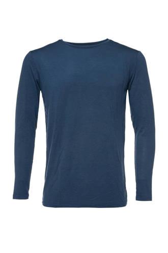 Mountain Peak thermo shirt blauw
