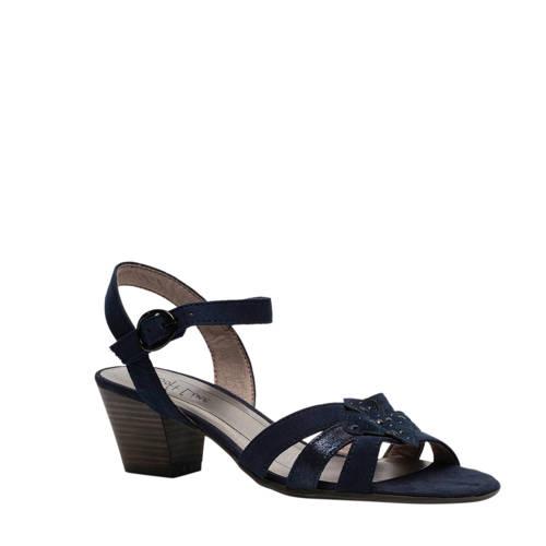 Scapino Softline sandalettes donkerblauw