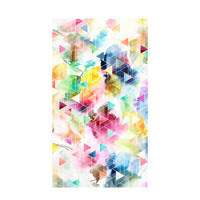 Good Morning strandlaken Sinoa (100x180 cm) Geel/Multi, Geel/multi