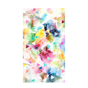 strandlaken Sinoa (100x180 cm) Geel/Multi