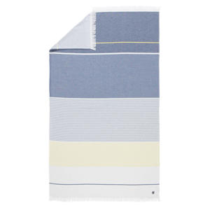 hammamdoek (180x100 cm) Blauw