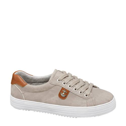 Graceland sneakers grijs