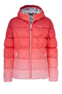 Icepeak winterjas roze, Roze