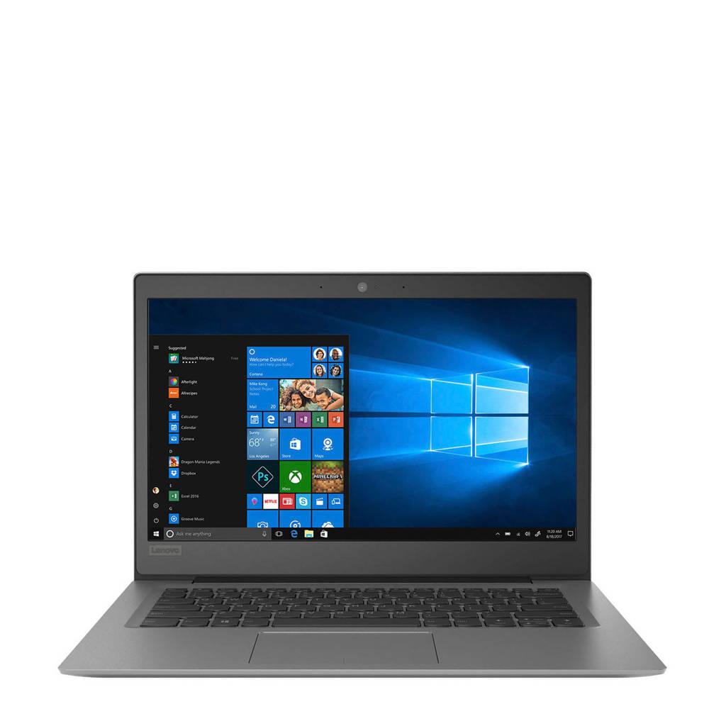 Lenovo  14 inch Full HD IdeaPad 120S-14IAP Intel Celeron 4GB 128GB laptop, Grijs