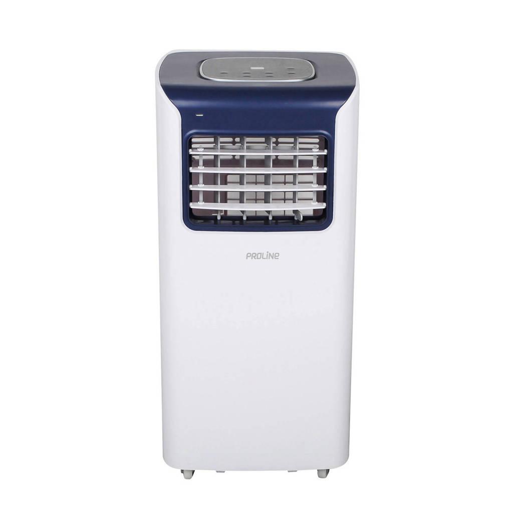 Proline PAC7290 mobiele airco, wit, blauw