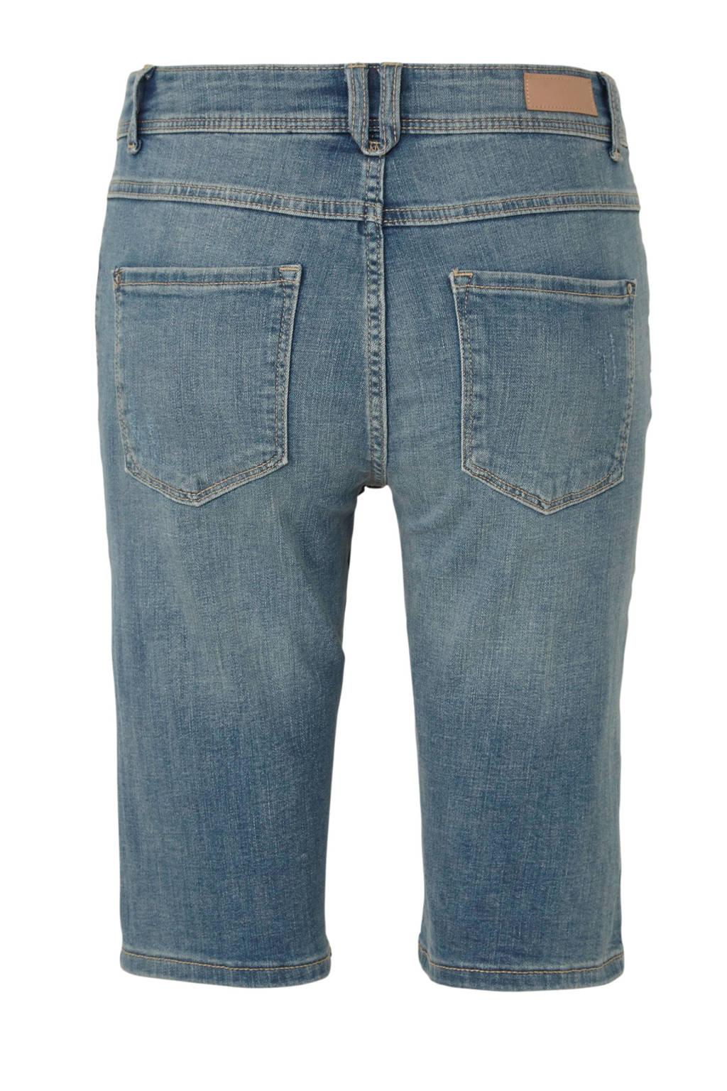 C&A Yessica jeans short dark denim, Dark denim