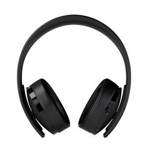 Sony  Gold draadloze gaming headset zwart