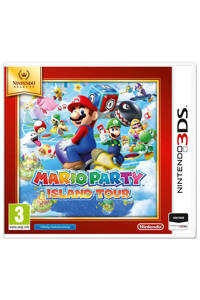 Mario Party Island Tour (Nintendo 3DS), -