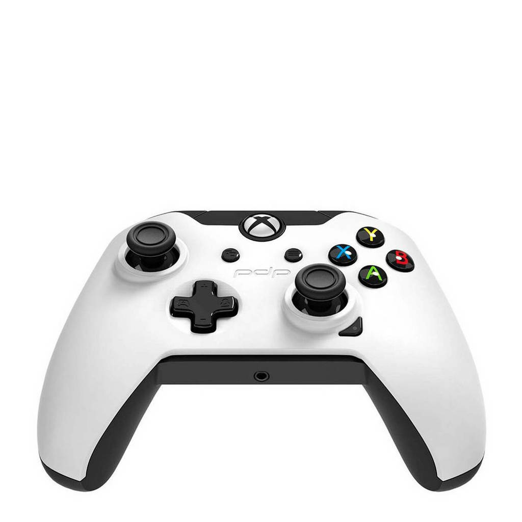 PDP bedrade controller (Xbox One/PC) wit, Wit