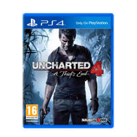 Uncharted 4 - A Thief's End PlayStation Hits (PlayStation 4), N.v.t.