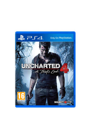 Uncharted 4 - A Thief's End PlayStation Hits (PlayStation 4)