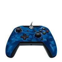PDP bedrade controller (Xbox One/PC) blauw, Blauw camo