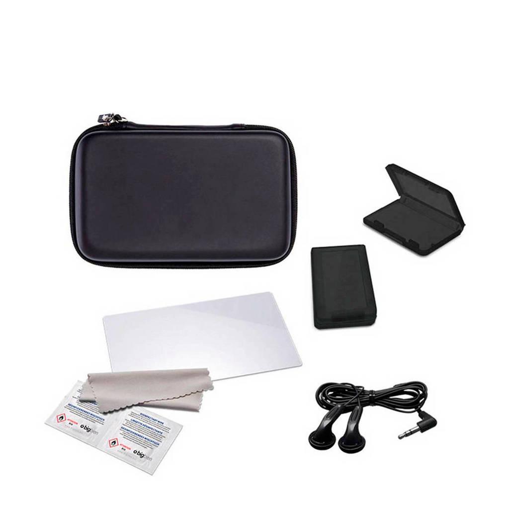 BigBen Nintendo Switch accessoirepakket, Zwart