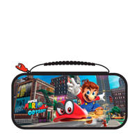 BigBen Nintendo Switch Super Mario Odyssey travelcase, Mint colour