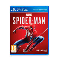 Spider-Man (PlayStation 4), N.v.t.