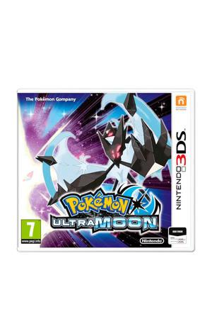 Pokemon Ultra Moon (3DS)