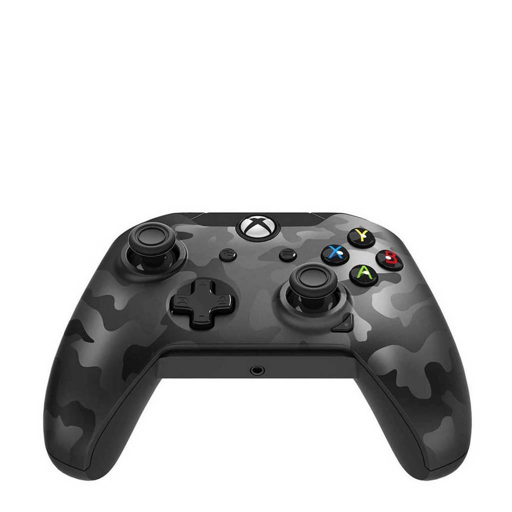 PDP bedrade controller (Xbox One/PC), Zwart Camo