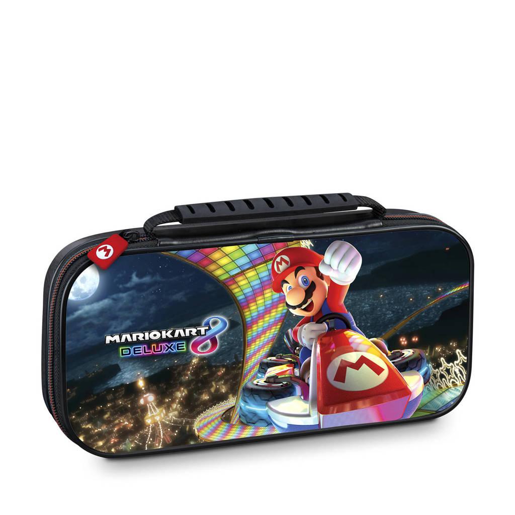 BigBen Nintendo Switch Mario Kart 8 travelcase, Zwart