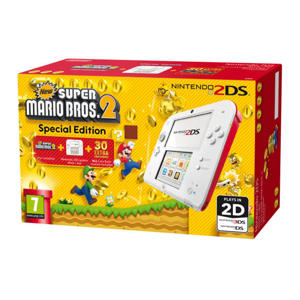 2DS + New Super Mario Bros 2
