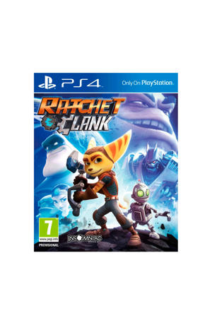 Ratchet & Clank Playstation Hits (PlayStation 4)