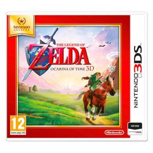 The Legend of Zelda - Ocarina of time 3D (3DS)