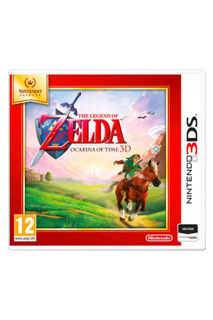 The Legend of Zelda - Ocarina of time 3D (Nintendo 3DS)