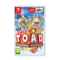 Captain Toad T.T. (Nintendo Switch), -