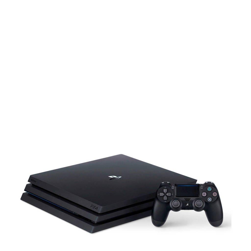 Sony PlayStation 4 Pro 1TB zwart, Zwart
